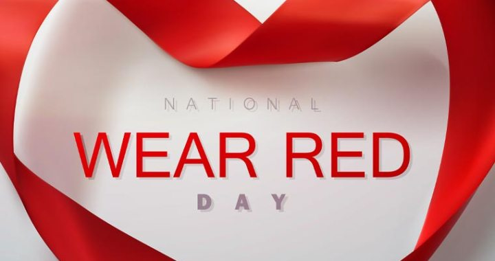 American Heart Association National Wear Red Day