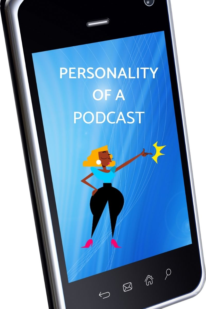 PODCAST PERSONALITY