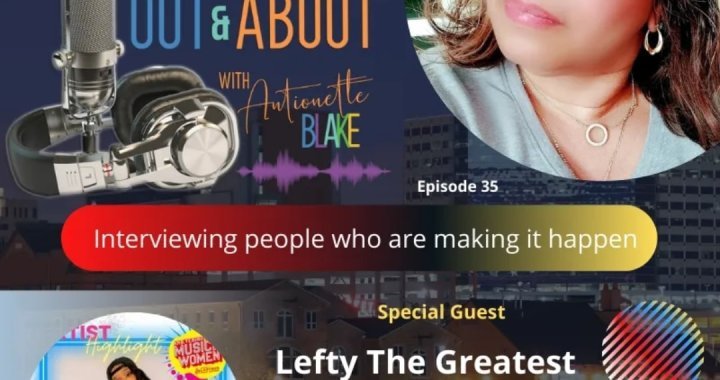 Lefty the Greatest is Uplifting Her Audience with Her Songs and Good Vibes