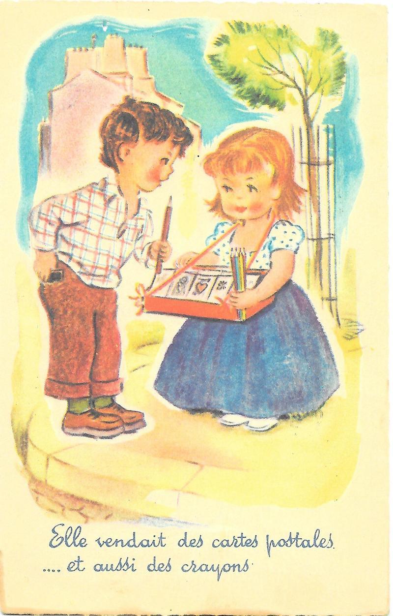 Elle Vendait Des Cartes Postales : vendait, cartes, postales, Boutique, Brocollector