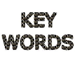keywords o palabras clave para aprender SEO