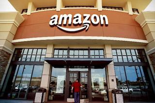 Tienda física Amazon