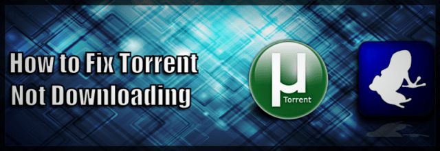 How to fix utorrent not downloading