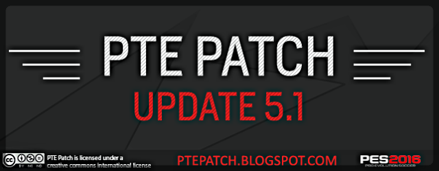 Patch PTE 5.1 Update