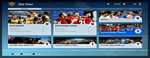 PES 2017 Free myClub [Official] – Free to Play Online - Del