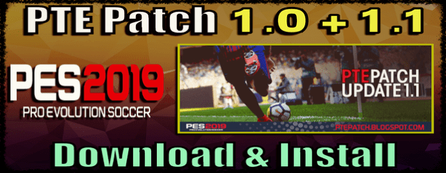 pes 19 update download