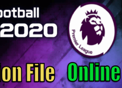 eFootball PES 2020 Online Option File V1 for PC and PS4