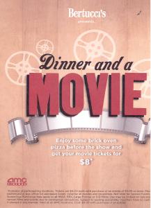dinner movie