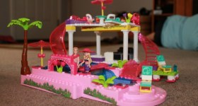 Mega Blocks Barbie and Skylanders Building Sets Review & Giveaway