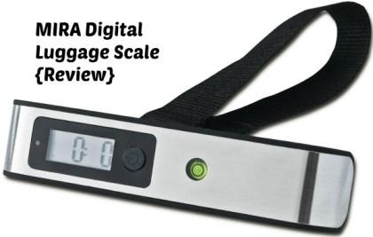 Mira Digital Scale 2