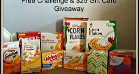 GIANT Food Stores Buy Theirs, Get Ours Free Challenge Returns and a $25 Gift Card Giveaway