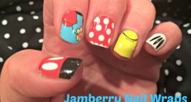 Disney – Inspired Jamberry Nail Wraps {Review & Giveaway}