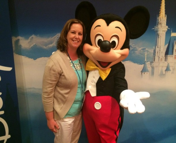 Me & Mickey