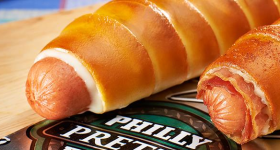 National Hot Dog Day is July 23rd – Enjoy $1 Pretzel Dogs at Philly Pretzel Factory All Day