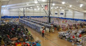 Just Between Friends West Chester/Media PA Kid Consignment Sale 9/18 – 9/21 in Glen Mills {$25 Gift Card Giveaway}