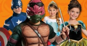 Halloween Costume Deal: $20 for $40 of Costumes and More from Halloweenadventure.com