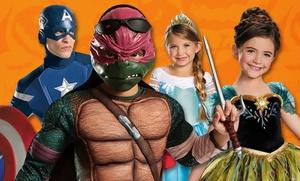 halloweenadventure.com costumes