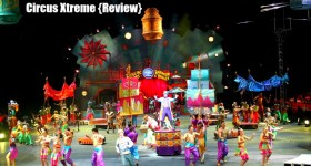 Ringling Bros. Barnum & Bailey presents Circus Xtreme {Review}