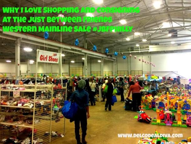 JBF Philly Sale