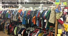 Make and Save Money at the Just Between Friends Western Mainline Kids Consignment Sale #JBFPhilly
