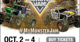 2015 Monster Jam at Wells Fargo Center in Philadelphia – Ticket Discount Code and Giveaway #MyMonsterJam