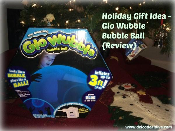 Glo Wubble Title