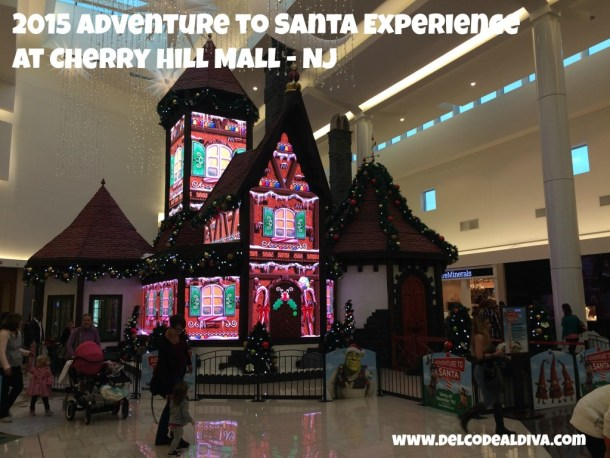 Adventure to santa 2015