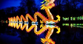 Chinese Lantern Festival Coming to Franklin Square in Philadelphia April 22nd – June 12th