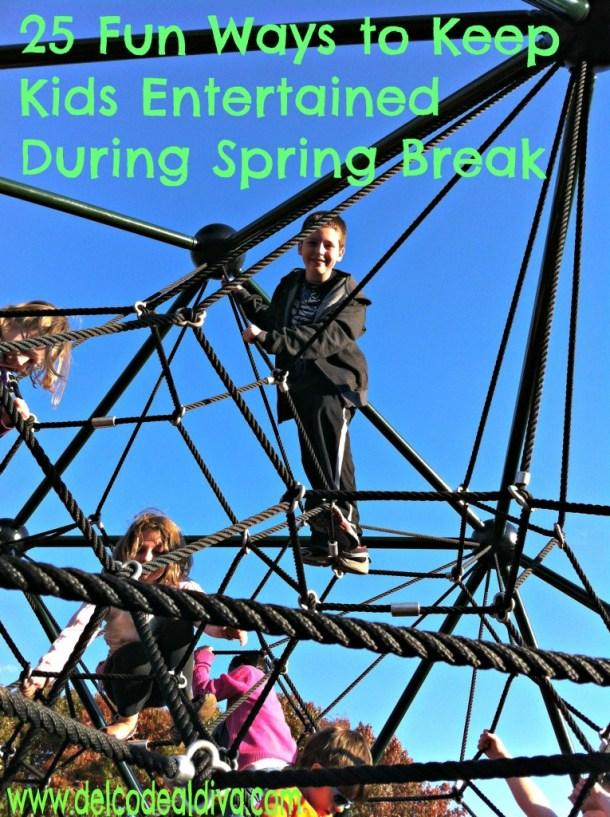 Kids Spring Break