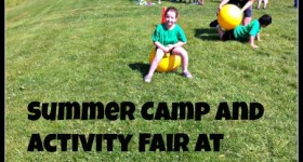 Summer Camp and Activity Fair at Nether Providence Elementary School 3/12