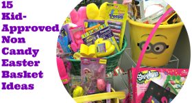 15 Kid-Approved Non Candy Easter Basket Ideas
