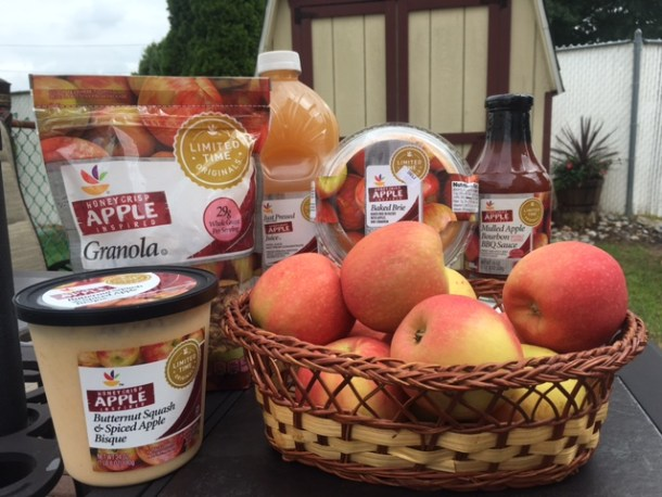 Honeycrisp products
