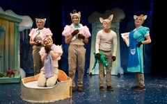 """""""Skippyjon Jones Snow What"""" at Upper Darby Performing Arts Center 11/4/16 {& a Ticket Giveaway}"""