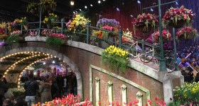 The 2017 Philadelphia Flower Show is Blooming with Exhibits the Whole Family Will Love