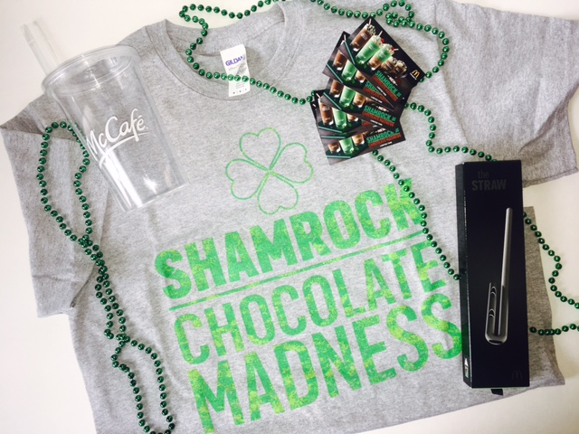 8212fae6 McDonald's is Shaking Things Up With New Shamrock Shakes, Drinks and a Cool  STRAW Innovation (& a Giveaway)