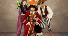 """Upper Darby Summer Stage presents """"How I Became a Pirate"""" at Upper Darby Performing Arts Center July 26th – 28th {& a Ticket Giveaway}"""