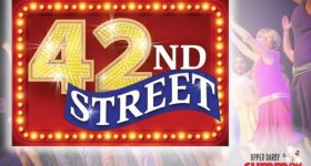 "Upper Darby Summer Stage Mainstage presents ""42nd Street"" July 27th & 28th and Aug 3rd & 4th {and a Ticket Giveaway}"