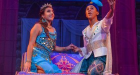 Walnut Street Theatre for Kids presents Disney's Aladdin Jr. September 22nd – 30th