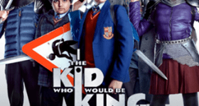 FREE Movie Screening Passes for THE KID WHO WOULD BE KING (and a Giveaway)
