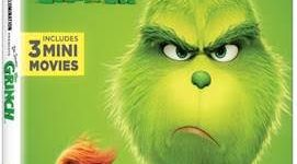 Dr. Seuss The Grinch DVD and Promo Pack Giveaway (3 Winners)