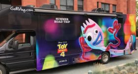 """Toy Story 4"" Summer Road Trip Will Be Making a Stop in Ocean City, NJ Friday, June 14th"