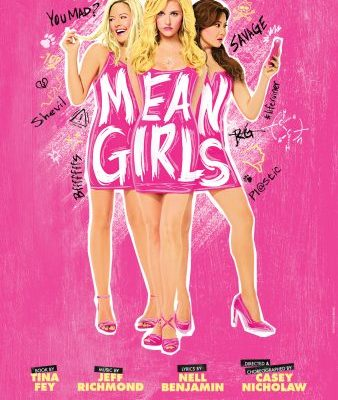 Mean Girls (Written by #Delco Native Tina Fey) is Coming to The Academy of Music in Philadelphia Nov 19th – Dec 1st