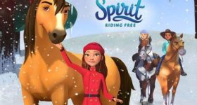Get Into the Spirit of Christmas with Netflix and a Spirit Riding Free Gift Guide