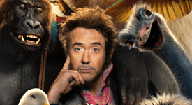 FREE Screening Passes to See DOLITTLE at United Artists King of Prussia on 1/11/2020 #Dolittle