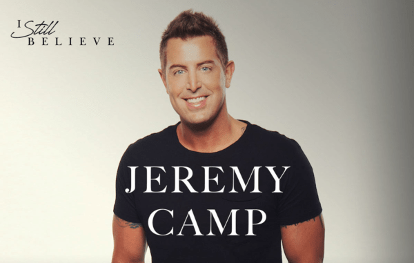 I STILL BELIEVE: Jeremy Camp Gets Personal in this Exclusive Q&A #ISTILLBELIEVE #BELIEVEL3