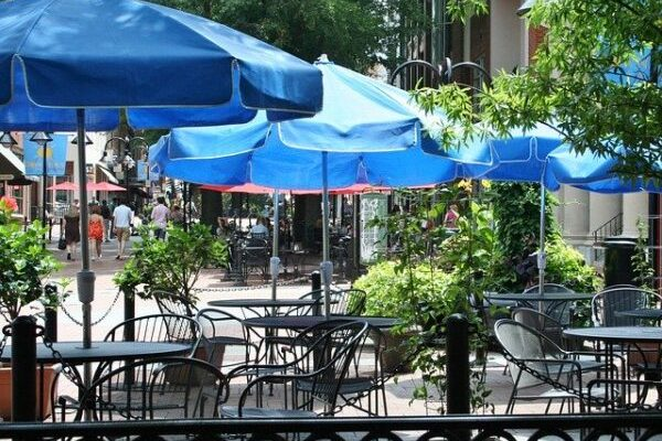 Delaware County PA and Surrounding Area Establishments Offering Outdoor Dining and Seating