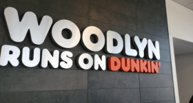 Woodlyn PA Dunkin' Celebrates its Remodel with 99¢ Coffee 8/25 -8/29