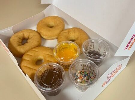 DIY Dunkin' Donut Decorating Kits are Now in Delco!