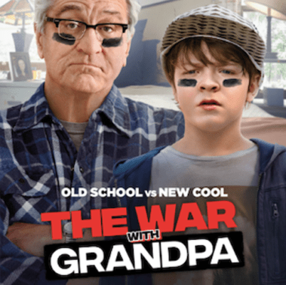Enter to Win A Copy of The War With Grandpa by Robert Kimmel Smith {4 Winners}
