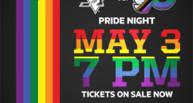 Pride Night at The Philadelphia Flyers is Monday May 3rd at The Wells Fargo Center in Philadelphia {& a Giveaway}